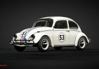Volkswagen Beetle Herbie Best Of Herbie Car Livery by Pinneroldshoe Munity