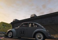 Volkswagen Beetle Herbie Best Of Herbie Livery for 1974 Beetle Gta5 Mods