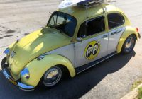 Volkswagen Beetle Herbie Lovely Moonequipped Mooneyesbug 1969 Vw Beetle Mooneyes Bug