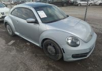 Volkswagen Beetle Hood Lovely Volkswagen Beetle 2013 3vwjx7at9dm — Auto Auction Spot