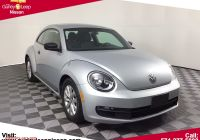 Volkswagen Beetle Hood Luxury Used 2014 Volkswagen Beetle 2 5l Entry Fwd Hatchback