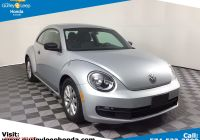 Volkswagen Beetle Inside Elegant Used 2014 Volkswagen Beetle Coupe 2 5l Entry