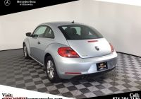 Volkswagen Beetle Jack Points Luxury Pre Owned 2014 Volkswagen Beetle Coupe 2 5l Entry Fwd