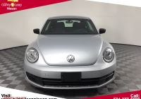Volkswagen Beetle Jack Points Luxury Used 2014 Volkswagen Beetle 2 5l Entry Fwd Hatchback