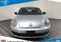 Volkswagen Beetle Japan Awesome Used 2014 Volkswagen Beetle Coupe 2 5l Entry