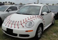 Volkswagen Beetle Key Fresh the Things Baseball Players Will Sell Us