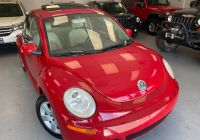 Volkswagen Beetle Like Car Awesome 2007 Volkswagen New Beetle Coupe 2dr Auto