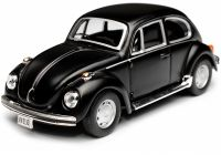 Volkswagen Beetle Movie Awesome Details About Vw Volkswagen Bug Beetle Coupe Matte Black 1 43 Cararama Model Car with Od