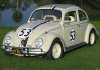 Volkswagen Beetle Movie Awesome Herbie