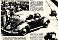 Volkswagen Beetle Nazi Unique the Times Greeted Hitler S Volkswagen Skeptically the New