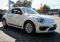 Volkswagen Beetle Near Me Used Lovely Used 2018 Volkswagen Beetle S