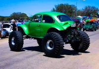 Volkswagen Beetle Off Road Awesome A Bugs Life