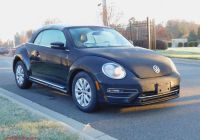 Volkswagen Beetle Oil Fresh Pre Owned 2018 Volkswagen Beetle Convertible S