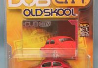 Volkswagen Beetle Parts Inspirational Jadatoys Oldskool Dubcity 59 Vw Beetle Red 001