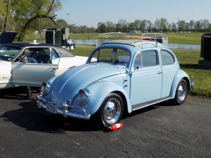 Permalink to Lovely Volkswagen Beetle Production