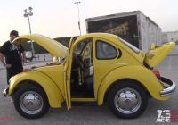 Volkswagen Beetle Qatar Fresh Shortened Vw Beetle Looks Shopped but It S the Real Deal