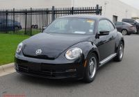 Volkswagen Beetle Quarter Mile Time Luxury Pre Owned 2016 Volkswagen Beetle Coupe 1 8t Classic