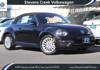 Volkswagen Beetle Quilt Pattern New New 2019 Volkswagen Beetle Convertible Final Edition Se