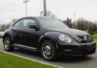 Volkswagen Beetle Trunk Beautiful Pre Owned 2016 Volkswagen Beetle Coupe 1 8t Classic with Navigation