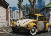 Volkswagen Beetle Type 1 New Volkswagen Beetle 1974 [add Template