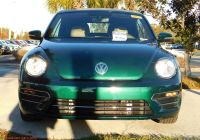 Volkswagen Beetle Used Awesome Pre Owned 2017 Volkswagen Beetle Convertible 1 8t S Fwd Convertible