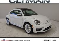 Volkswagen Beetle Used Best Of Certified Pre Owned 2019 Volkswagen Beetle 2 0t Final Edition Sel with Navigation