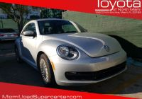 Volkswagen Beetle Used Car Beautiful Pre Owned 2016 Volkswagen Beetle Coupe 1 8t Se Hatchback Fwd