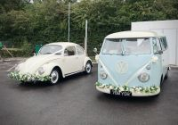 Volkswagen Beetle with Camper Luxury We Have Teamed Up with Deluxe Wedding Cars today for A