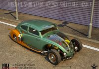 Volkswagen Beetle Years Made Beautiful Vw Beetle Custom