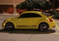 Volkswagen Beetle Yellow for Sale Awesome the Only Redesigned New Beetle that I Actually Like
