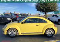 Volkswagen Beetle Yellow Used Inspirational Pre Owned 2015 Volkswagen Beetle Coupe Fwd Hatchback