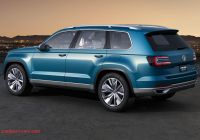 Volkswagon Suv New New Volkswagen 7 Seat Suv Will Be Built In Chattanooga