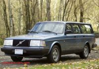 Volvo 240 Wagon New No Reserve 1993 Volvo 240 Wagon for Sale On Bat Auctions