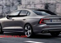 Volvo S60 Dimensions Elegant Volvo S60 2019 Dimensions Boot Space and Interior