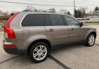 Volvo Santa Ana Lovely 2011 Volvo Xc 90 Awd Loaded Sunroof Leather 3rd Row