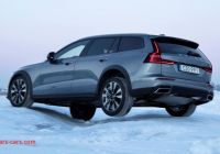 Volvo V60 Cross Country Review Awesome 2019 Volvo V60 Cross Country Review top Gear