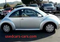 Vw Beetle 2001 Elegant 2001 Volkswagen New Beetle Gls for Sale Volkswagen
