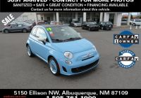 Vw Beetle or Fiat 500 Lovely Pre Owned 2019 Fiat 500 Lounge Fwd 2d Hatchback