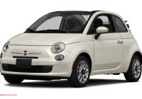 Vw Beetle or Fiat 500 Luxury 2014 Fiat 500c New Car Test Drive