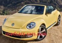 Vw Used Awesome Used 2014 Volkswagen Beetle Convertible R Line Review