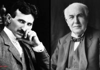 Were Tesla and Edison Friends Luxury War Of Currents