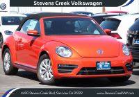 What Engine is In Volkswagen Beetle Unique New 2019 Volkswagen Beetle Convertible S Fwd Convertible