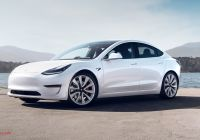 What Happened to Tesla Awesome Tesla Model 3 is Britain S Best Selling Car A First for An