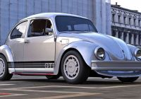 What is Volkswagen Beetle Car Luxury Vw Beetle Gti Rendering is the Sporty Bug that Never Was