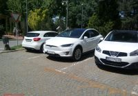 What Kind Of Car is A Tesla New Tesla Model X P90d Spotted
