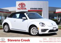 What Oil Does A Volkswagen Beetle Take Best Of Pre Owned 2018 Volkswagen Beetle Convertible 2 0t S Convertible Fwd Convertible