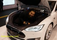 What Tesla Drives Itself Awesome Tesla D Unveiled It Can Literally Drive and Park Itself