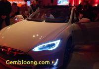 What Tesla Drives Itself Inspirational Watch This Tesla Drive Itself at the Press Of A button