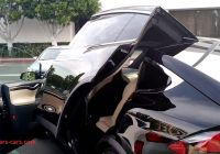 What Tesla Has butterfly Doors Lovely Tesla with Gullwing Doors Auto today