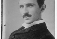 What Tesla Invented New Heritage Moments Tesla at Niagara the Weird Genius who